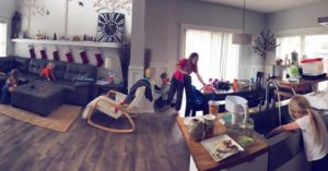 Read more about the article Making chores a family affair