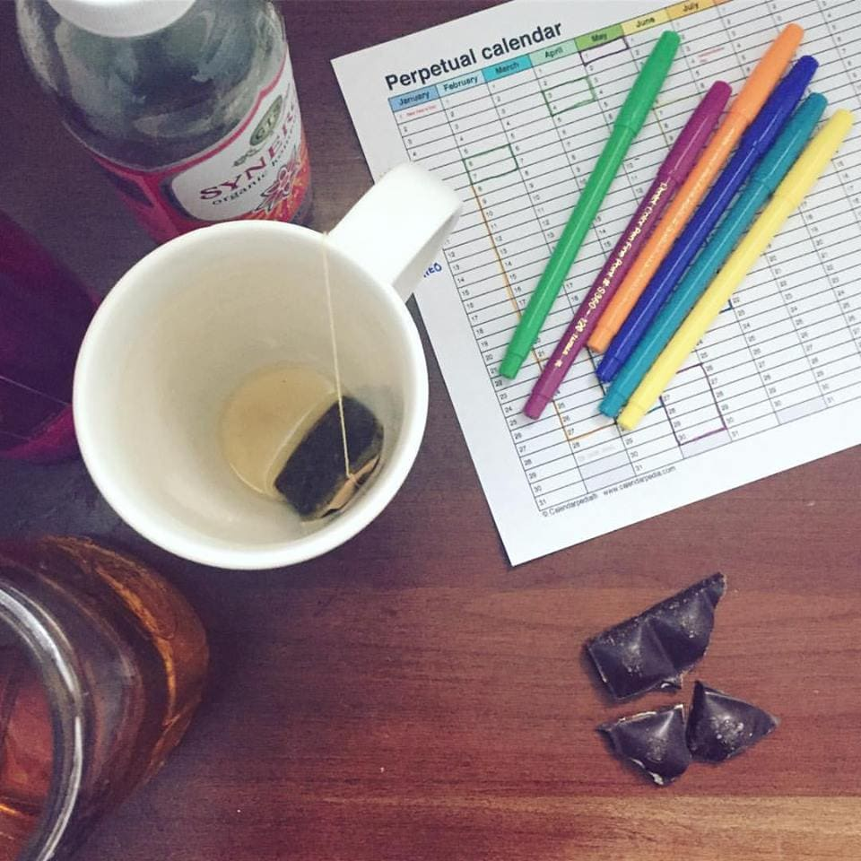 On completing an almost-Whole30 and creating sustainable habits
