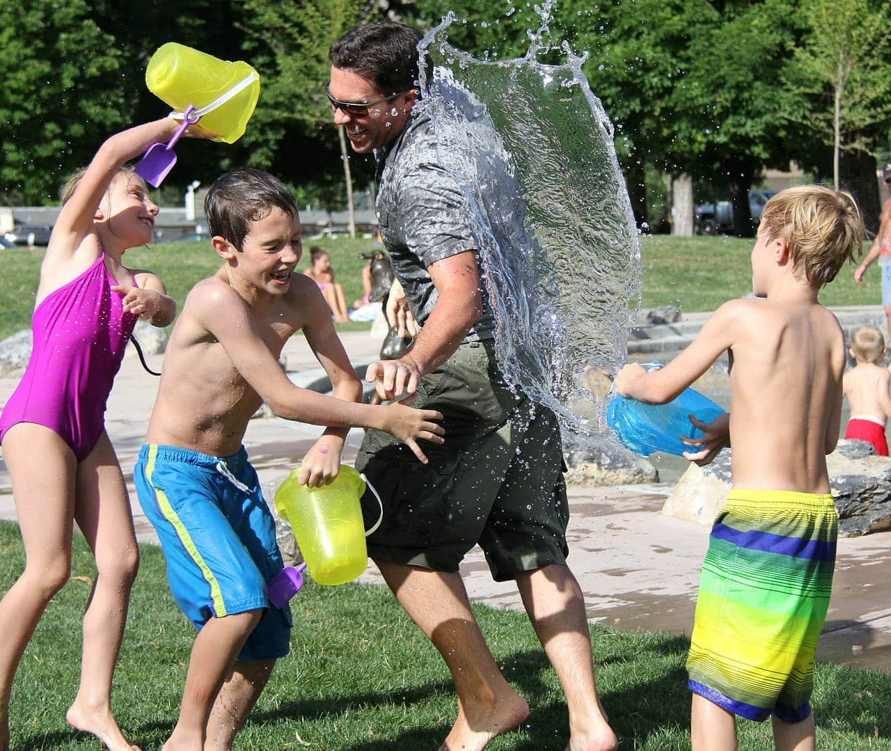 Family Activity Ideas For The Summer