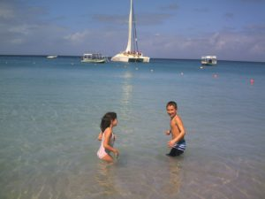 Our First Family Vacation to Barbados