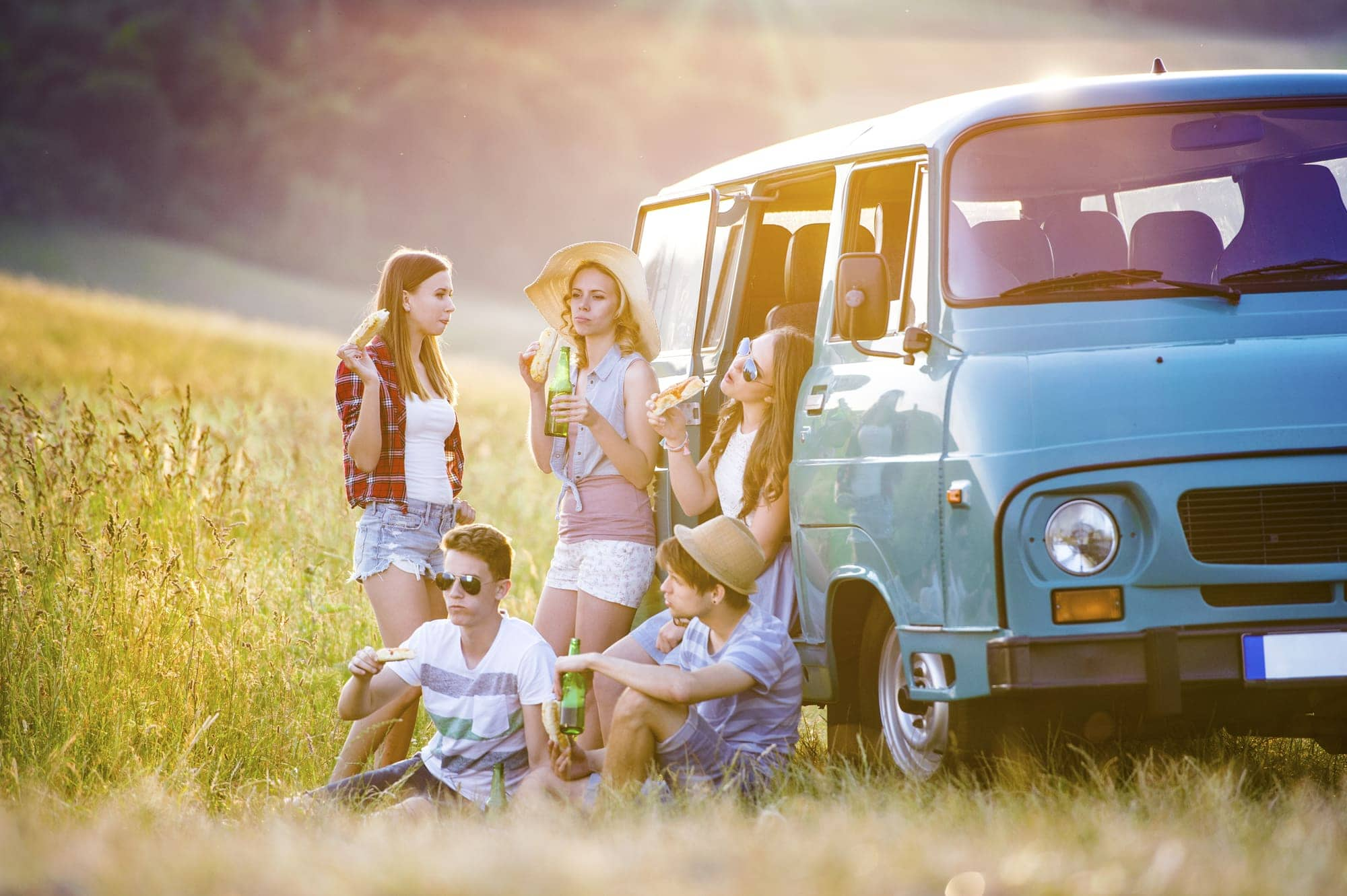 Tips for Planning a Group Road Trip