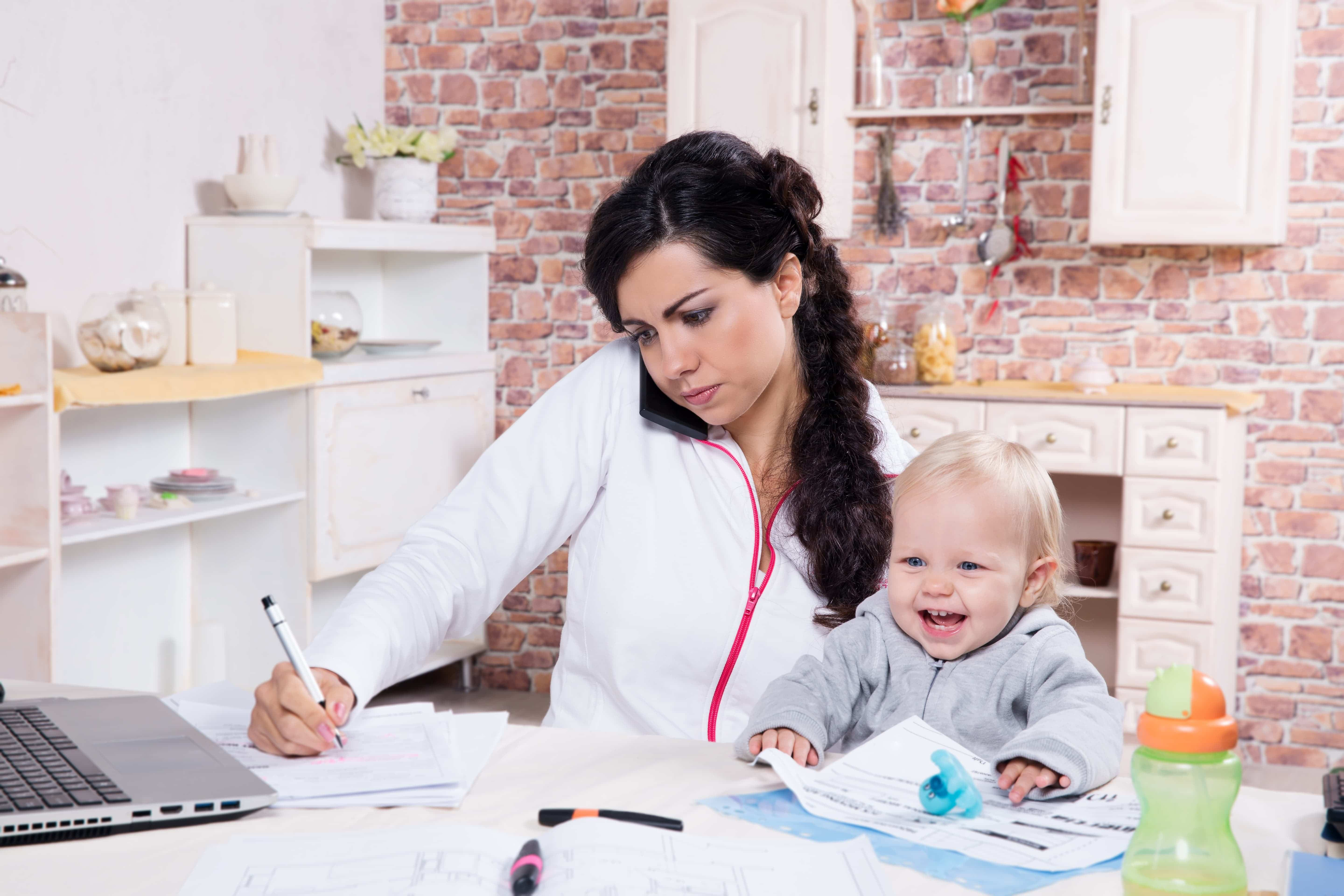 How Mompreneurs Become a Success