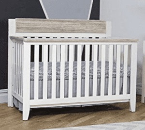 Suite Bebe Hayes 4 in 1 Convertible Crib