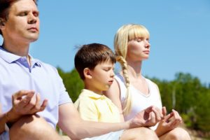 Introducing Meditation to the Family