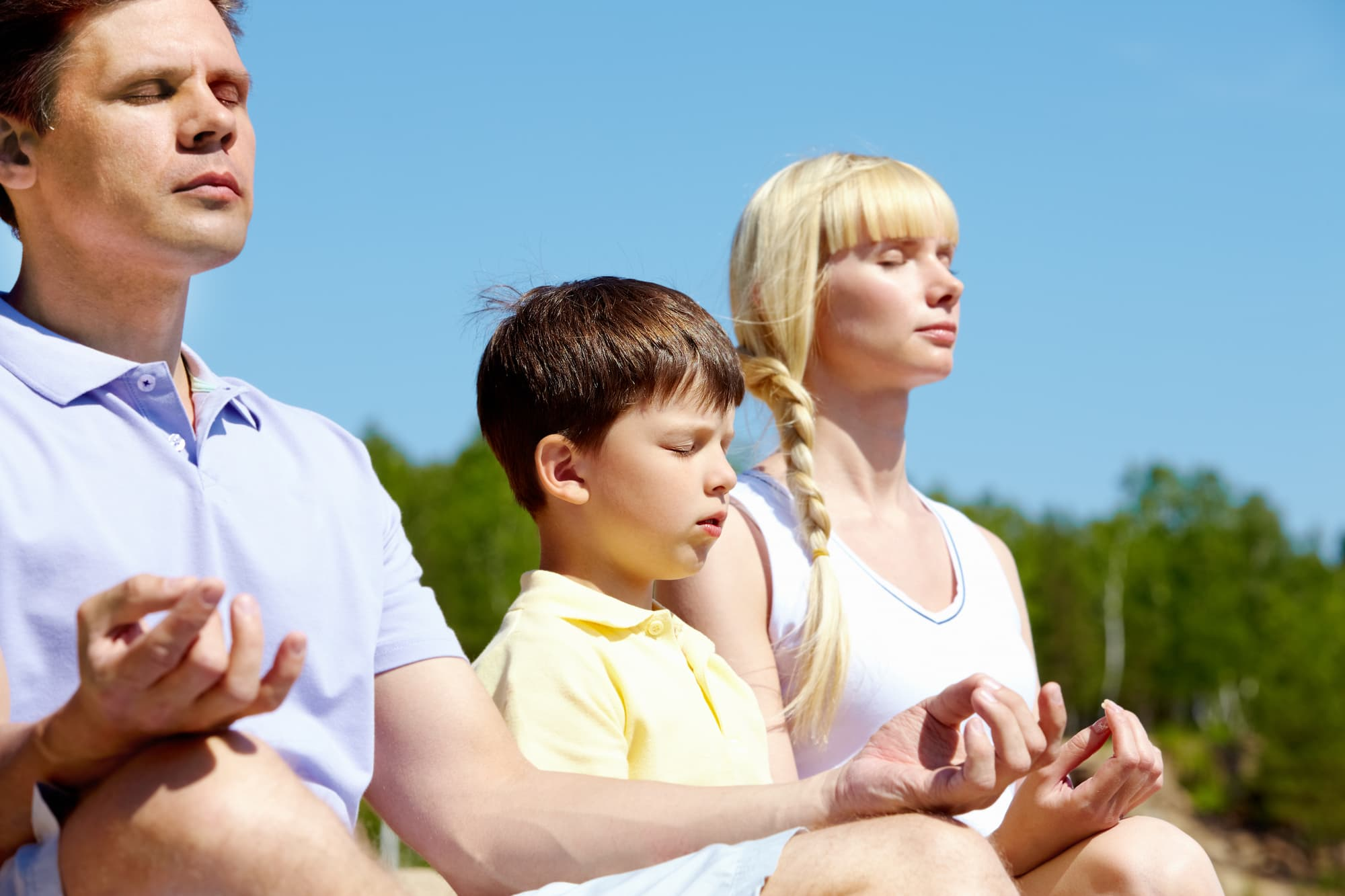 You are currently viewing Introducing Meditation to the Family