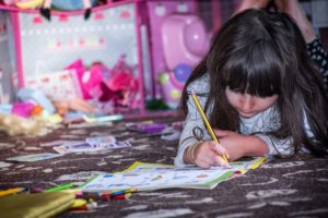 Turn your spare room into a creative space for your kids