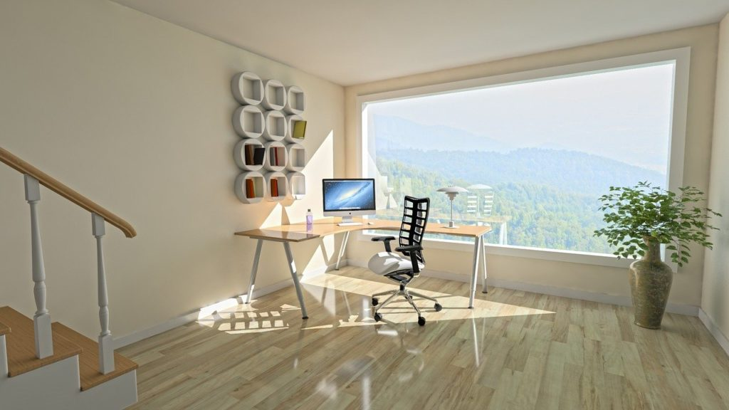 Office with a view