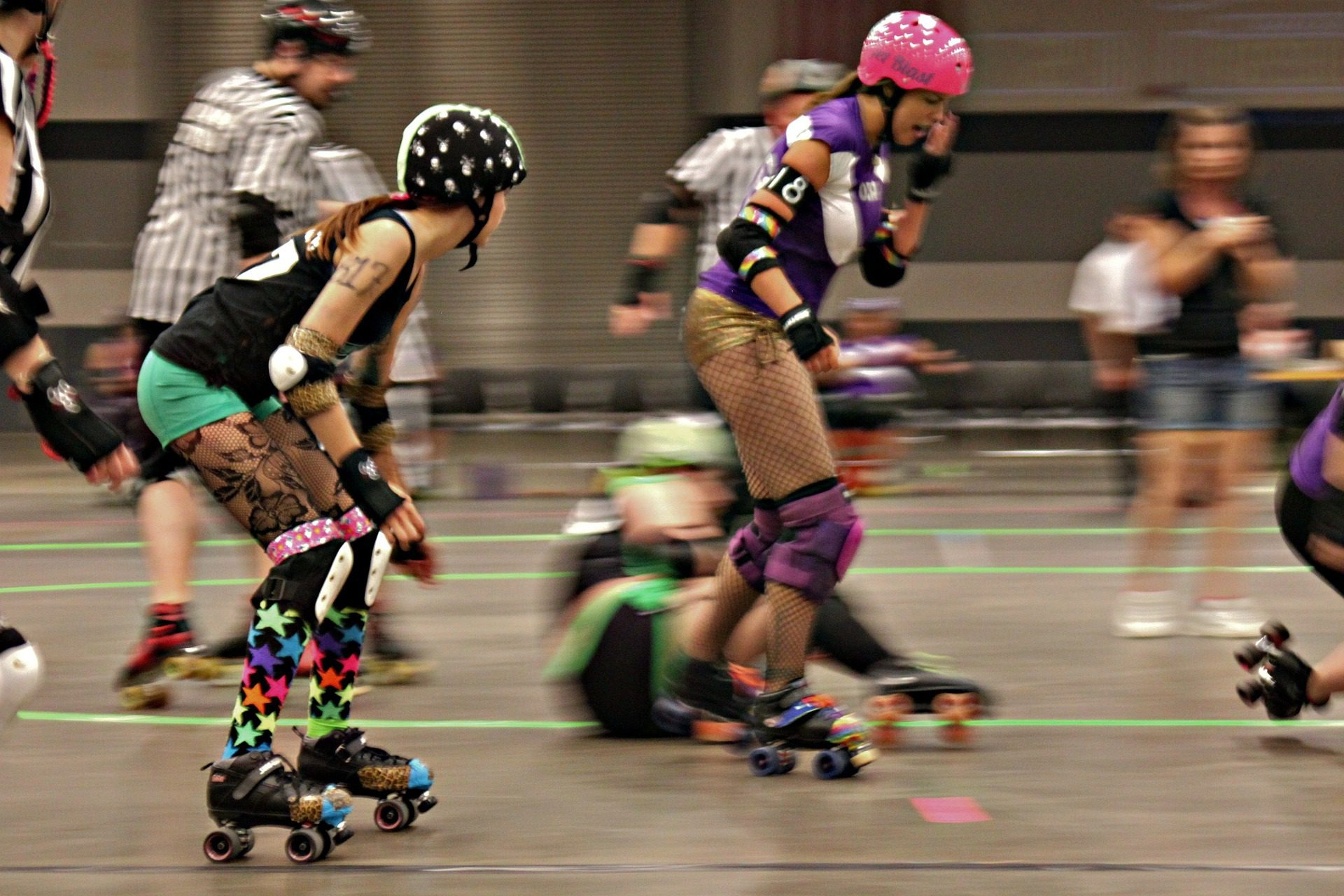 You are currently viewing 6 Brilliant Health Benefits of Roller Skating