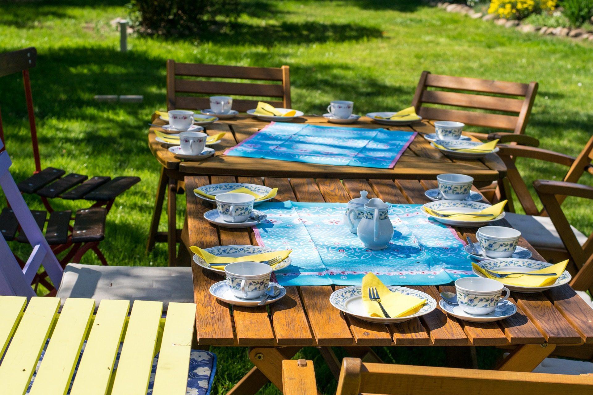 Utilizing Your Backyard