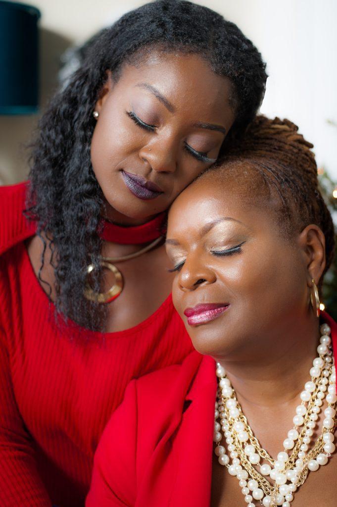 Mother daughter friendship