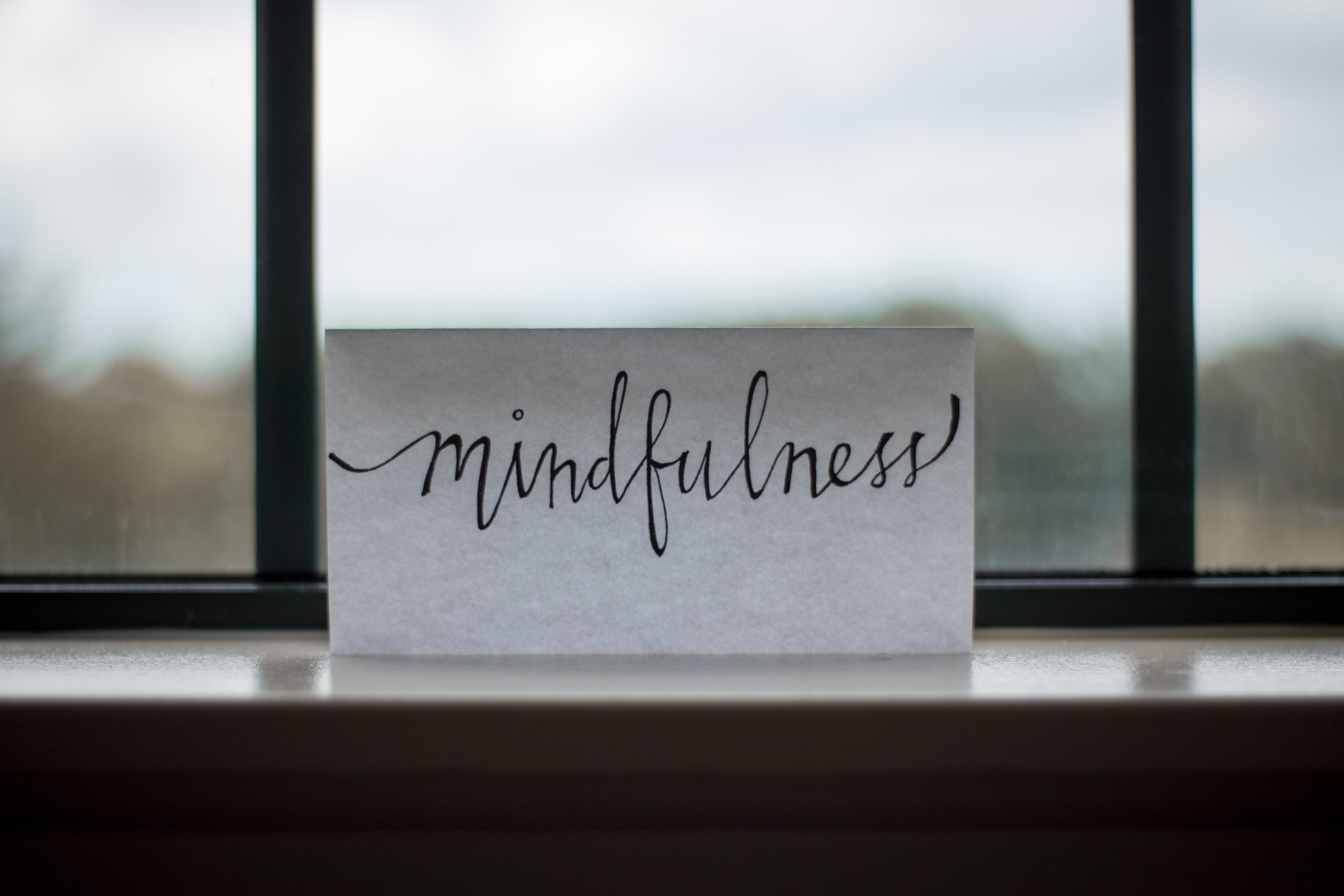 Mindfulness is an Antidote to Stress