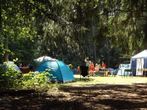 Tips for Camping with The Family