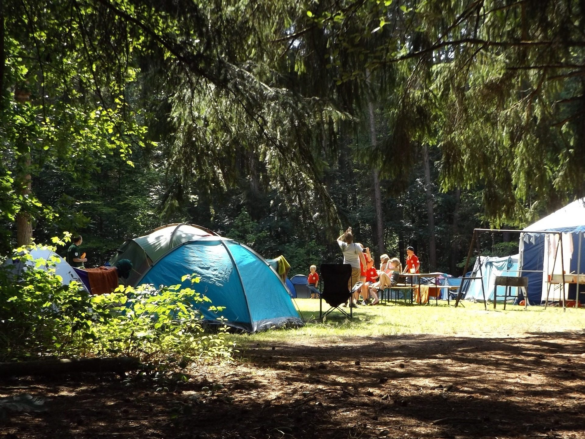 You are currently viewing Tips for Camping with The Family