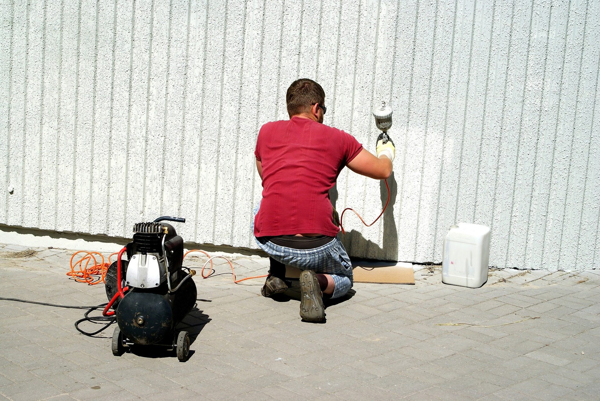 5 Tips When Choosing an Airless Paint Sprayer