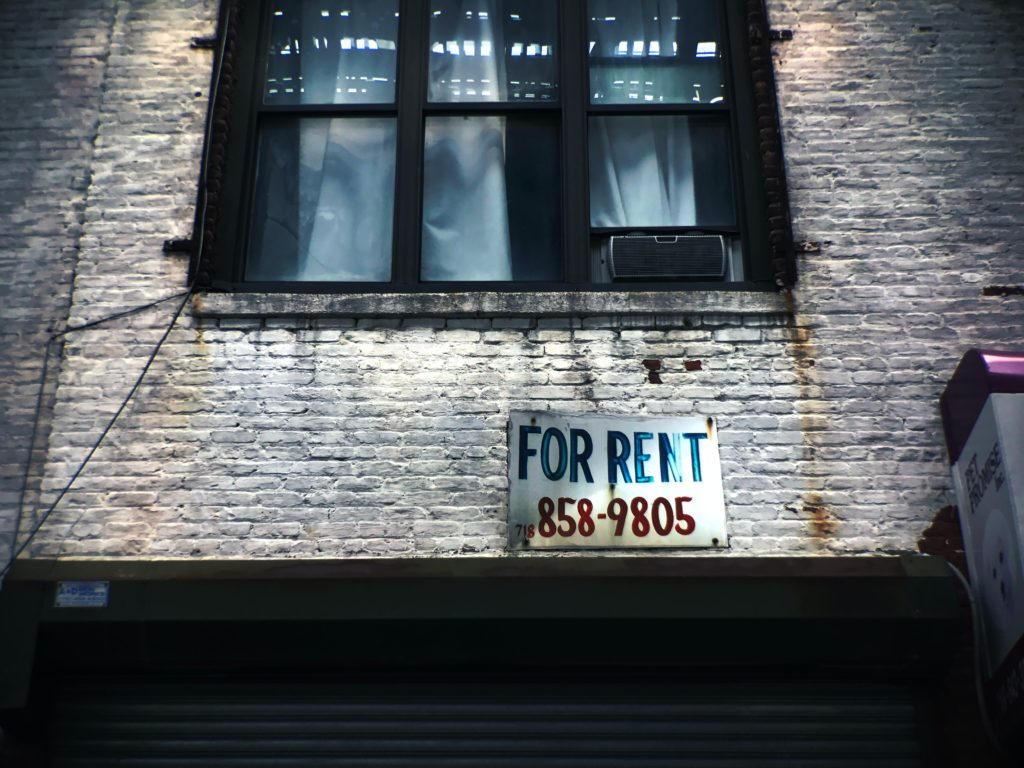 Rent the house