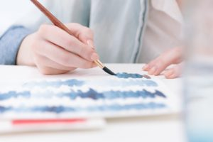6 Ways How Drawing and Painting Can Reduce Stress