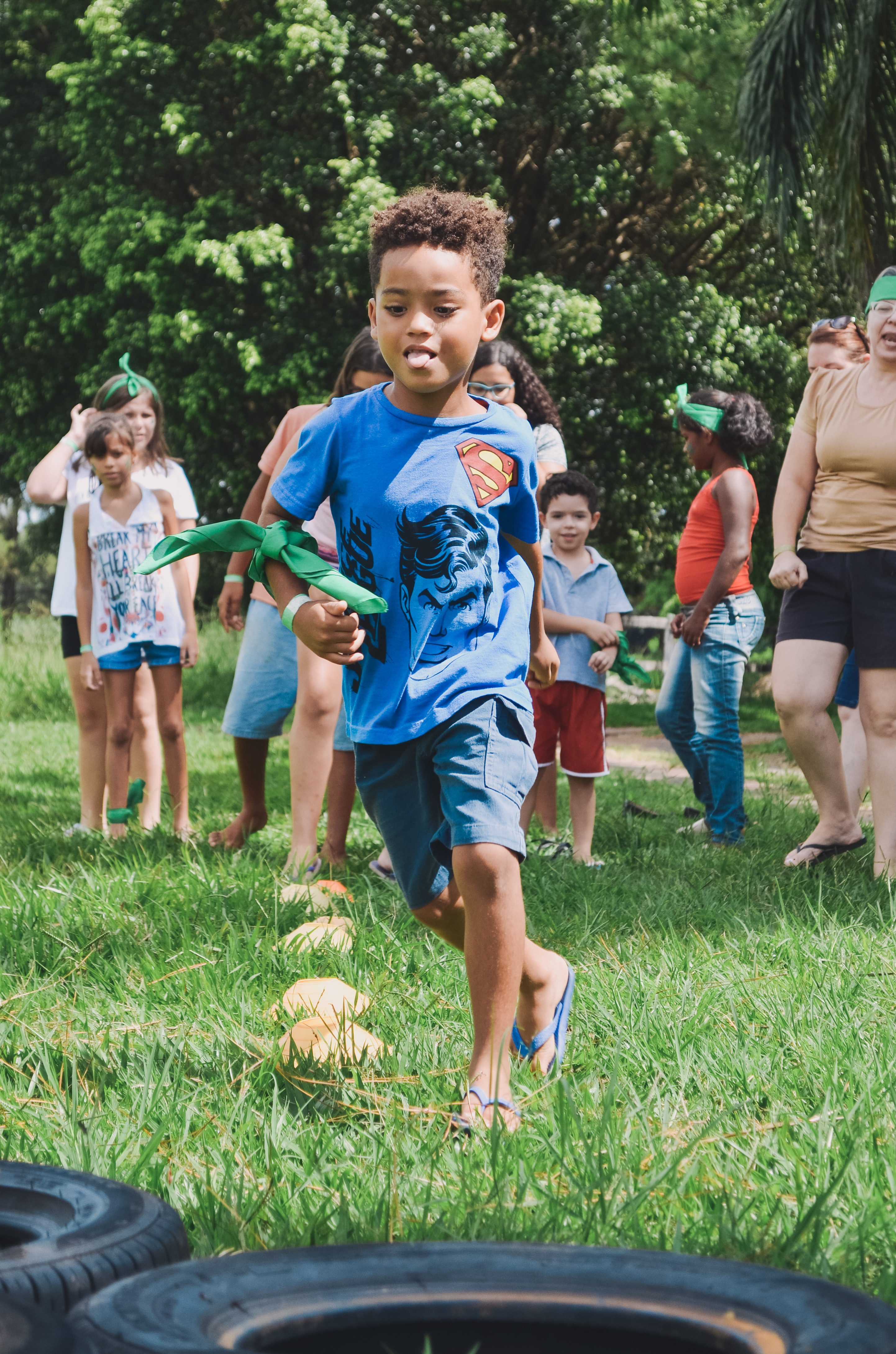 10 Backyard Games for Kids and Adults