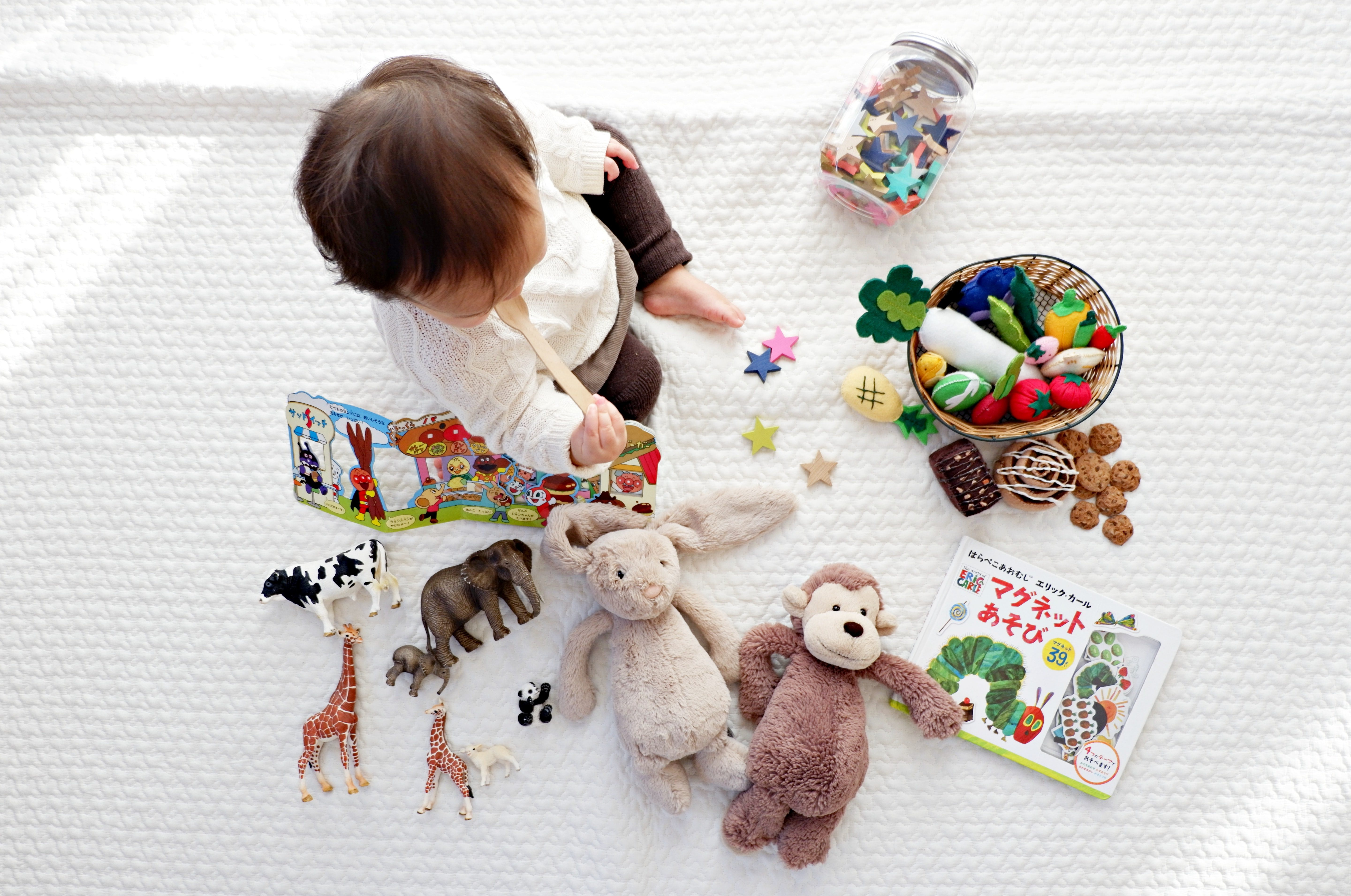 How Toys Help with Kids' Learning and Development