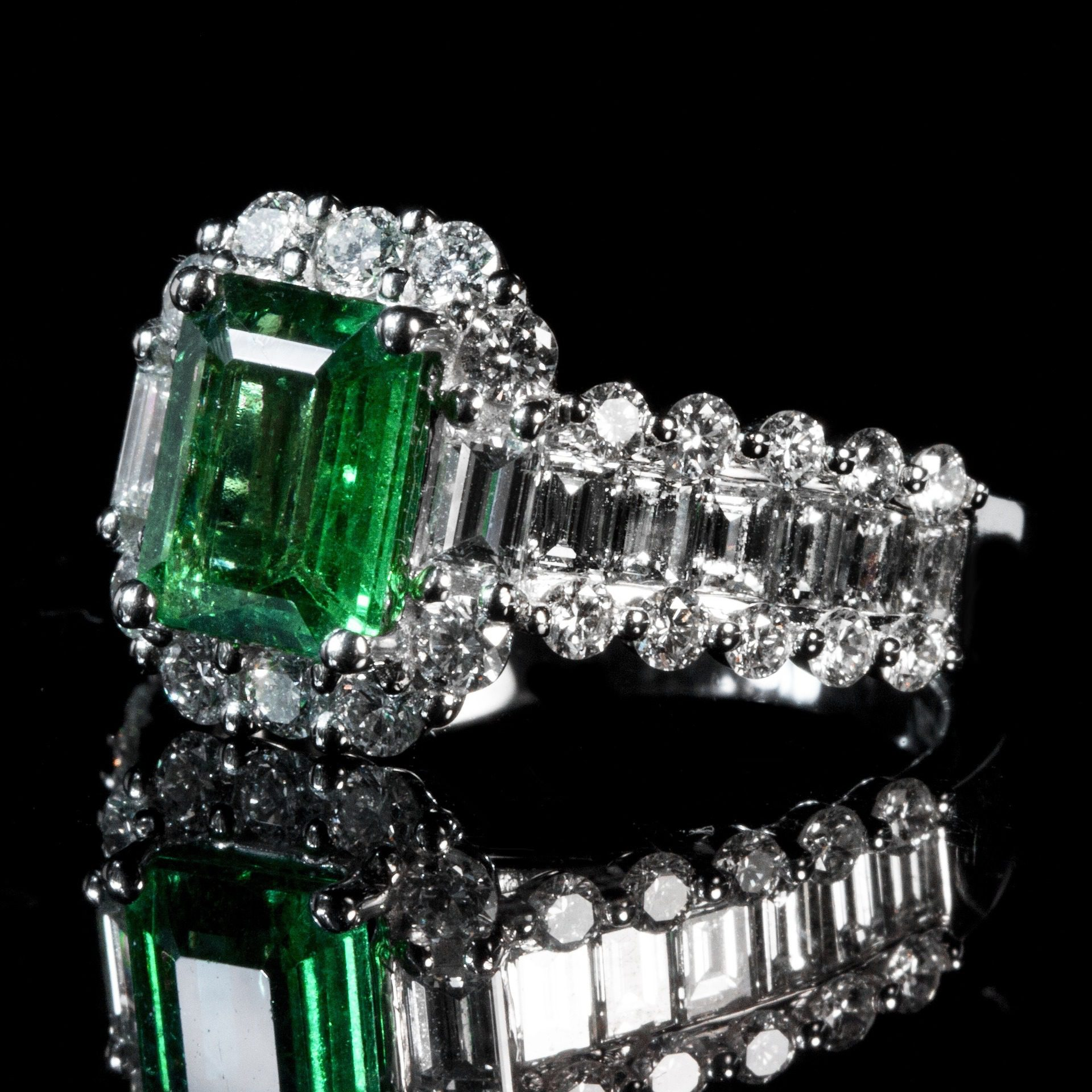 Emerald Engagement Rings: Everything You Need To Know