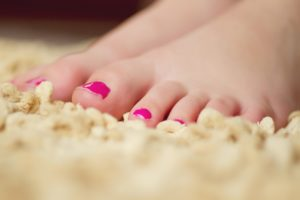 Good Foot-Care Equates With Overall Good Health