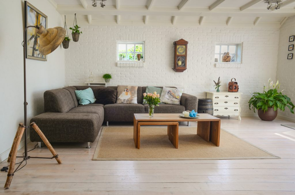 Staging the home