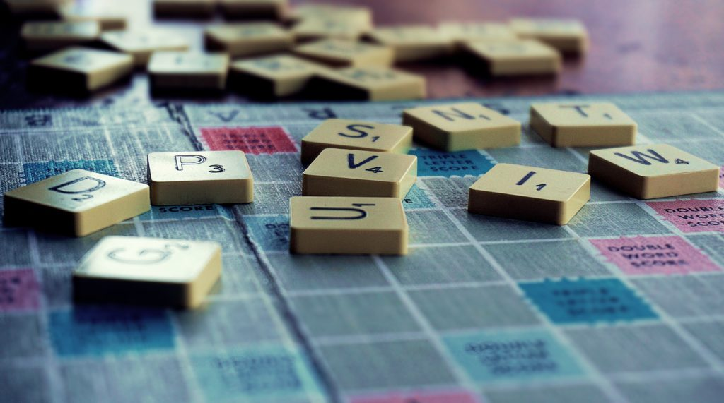 Scrabble for senior citizens