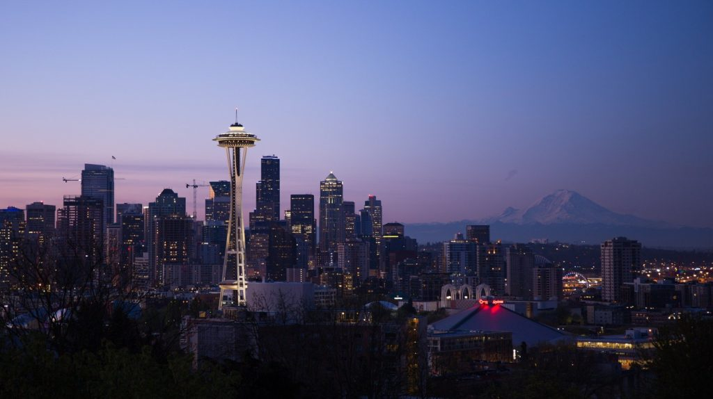 Seattle - great place for real estate agent