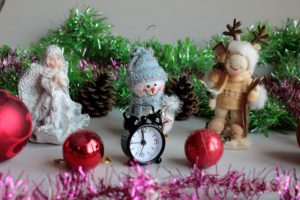 A September Christmas Countdown Checklist