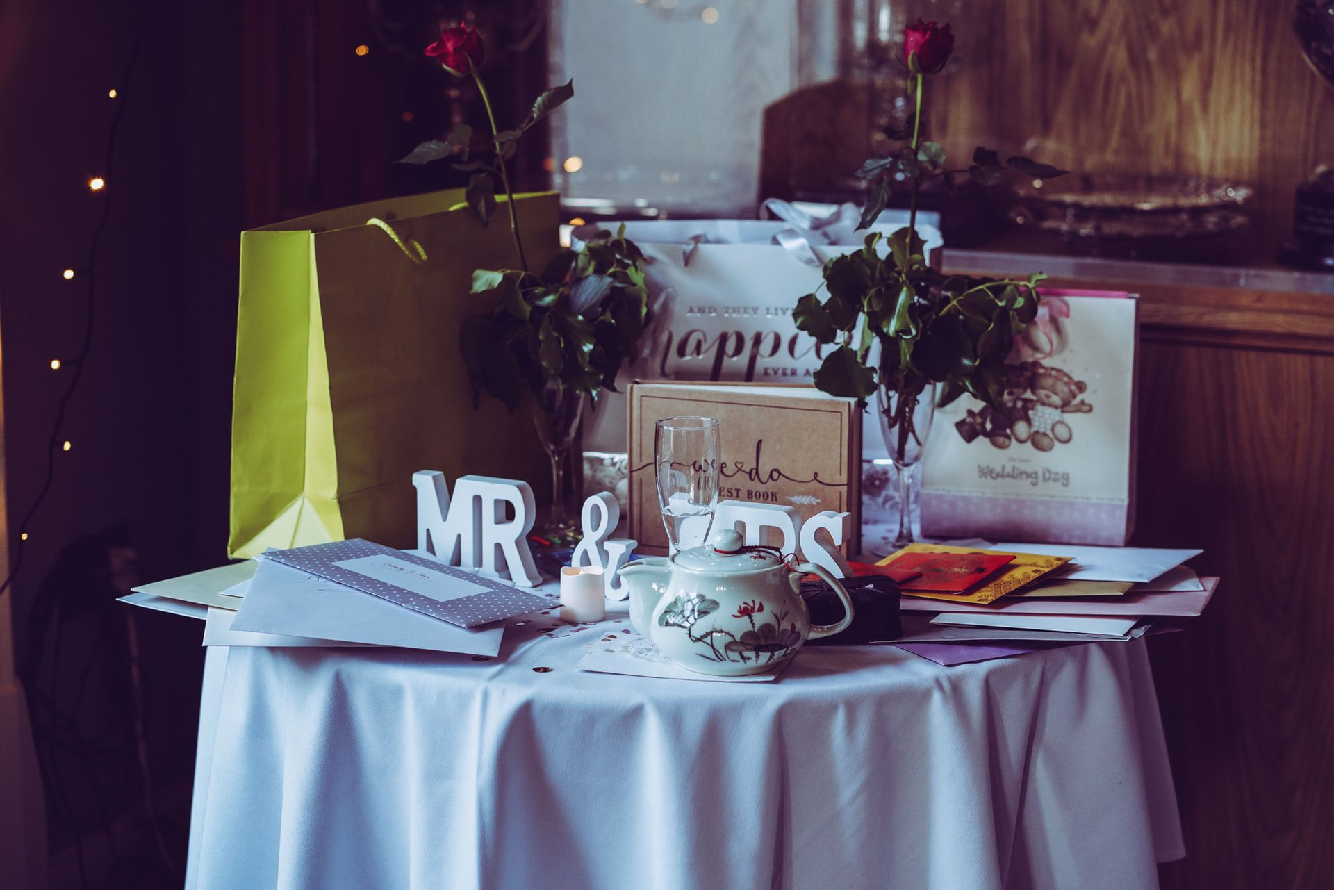 Wedding Registry Advice to Live By