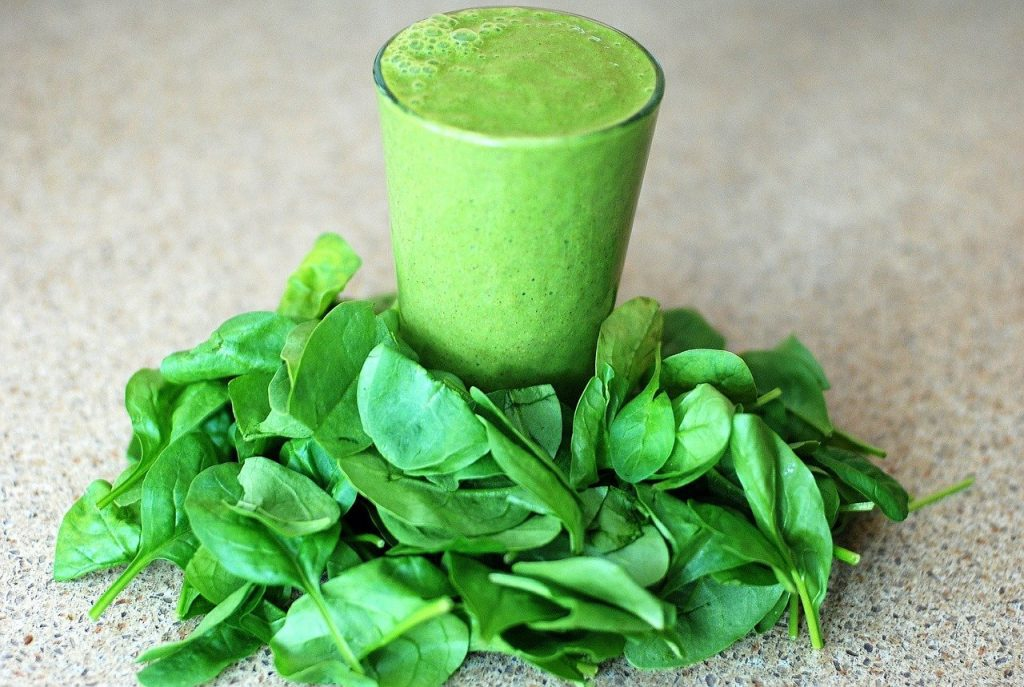Spinach is a good source of Calcium