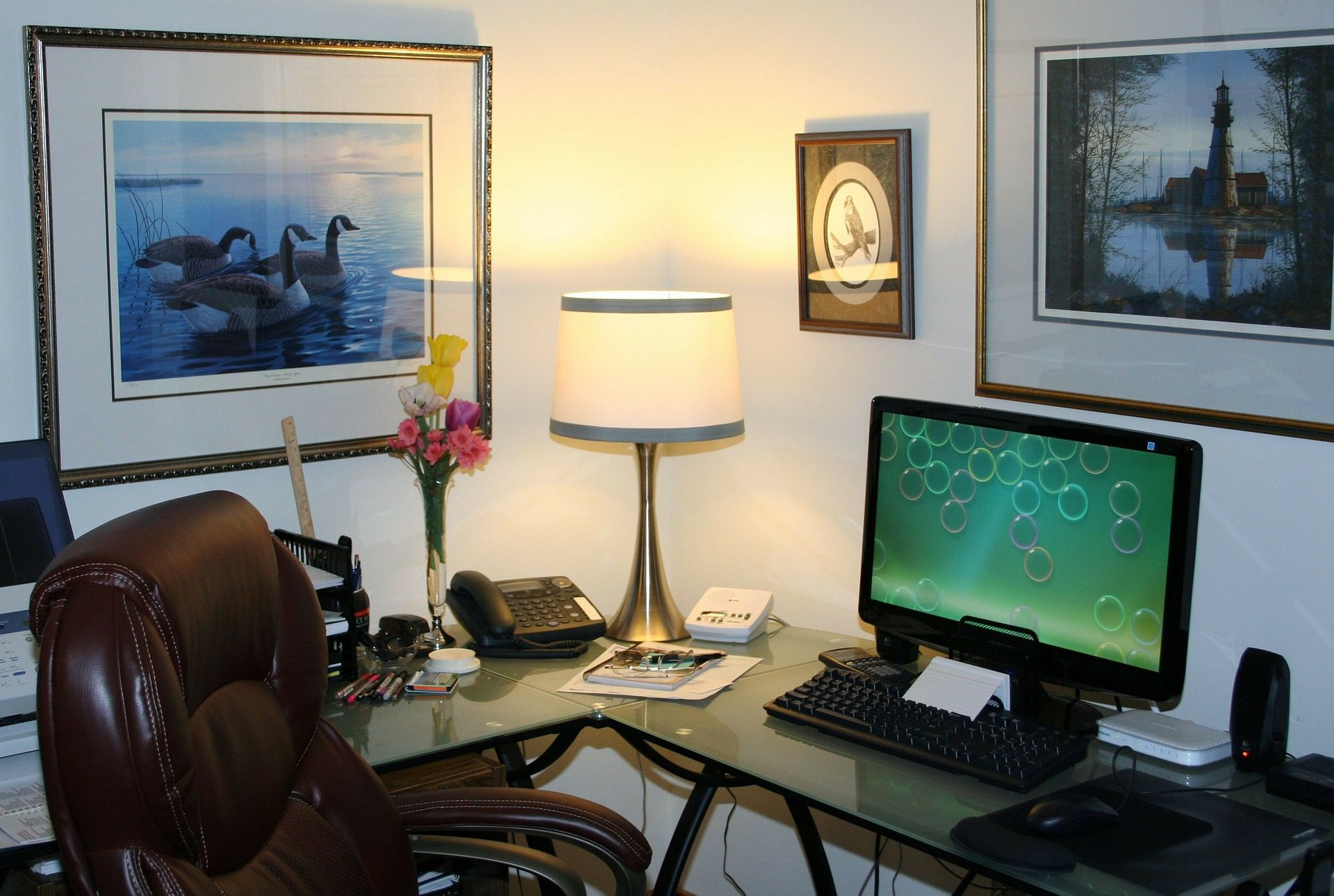 Tips to Improve Your Home Workspace