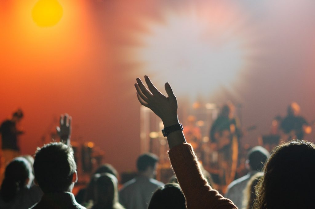 Finding a church with your worship style