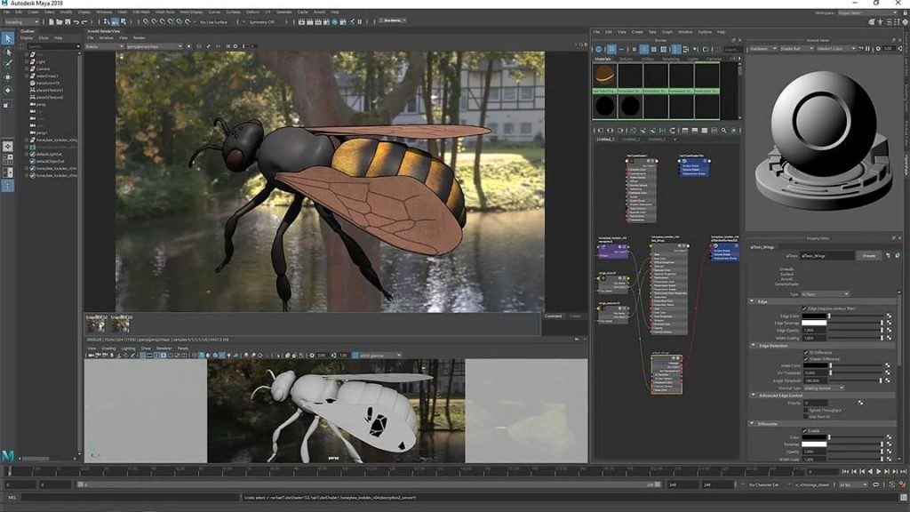maya-3d-modeling-software