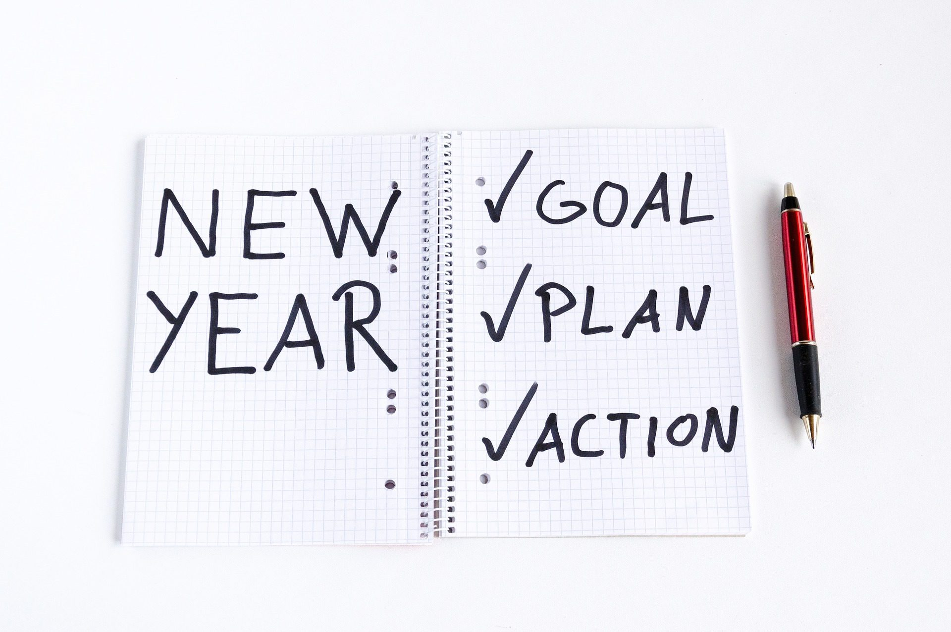 You are currently viewing 3 New Year's Resolutions to Break You Out of the 2020 Doldrums