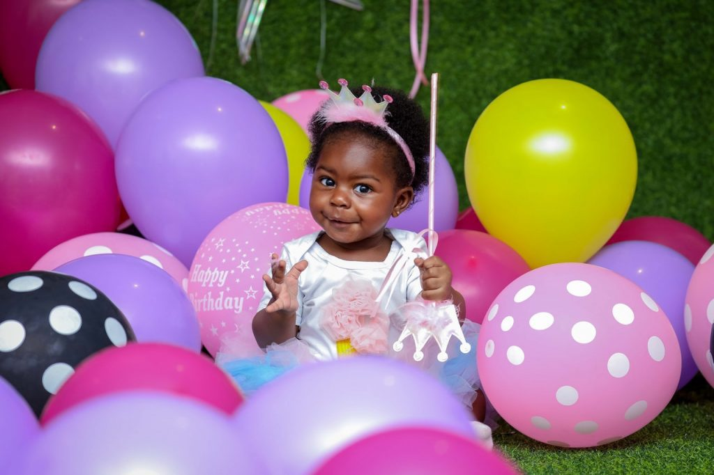 Baby Princess Tiara Crown