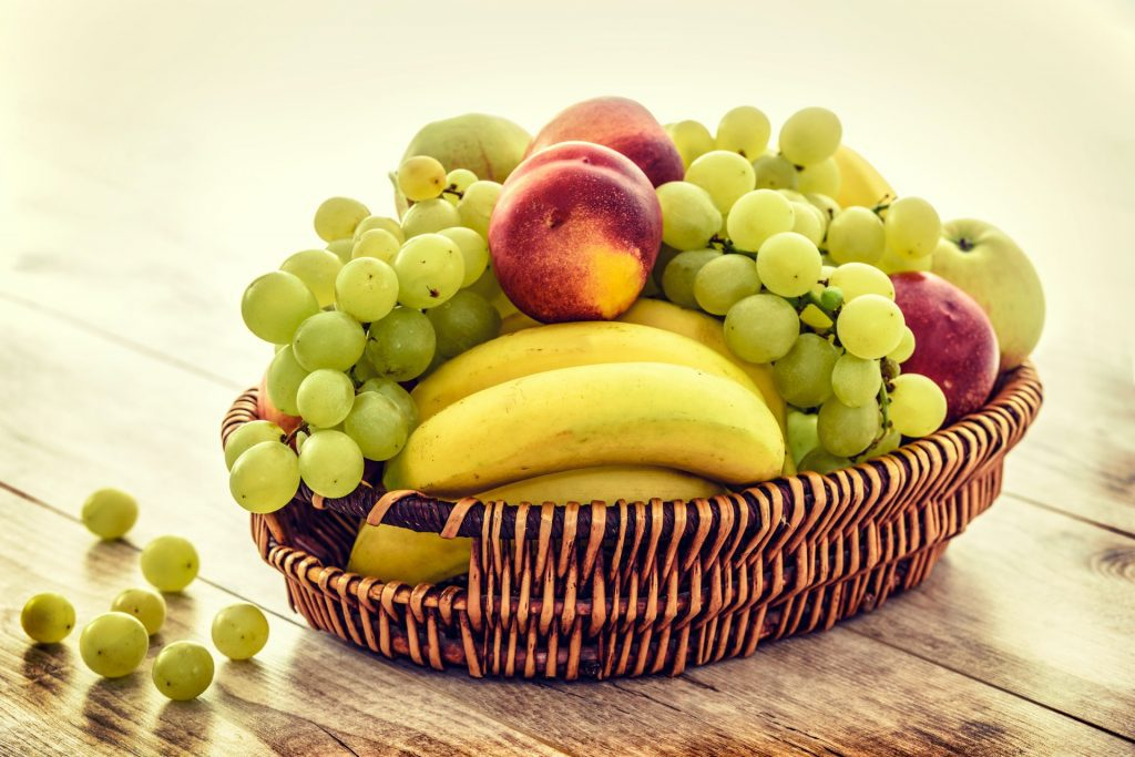 Fruit Hampter