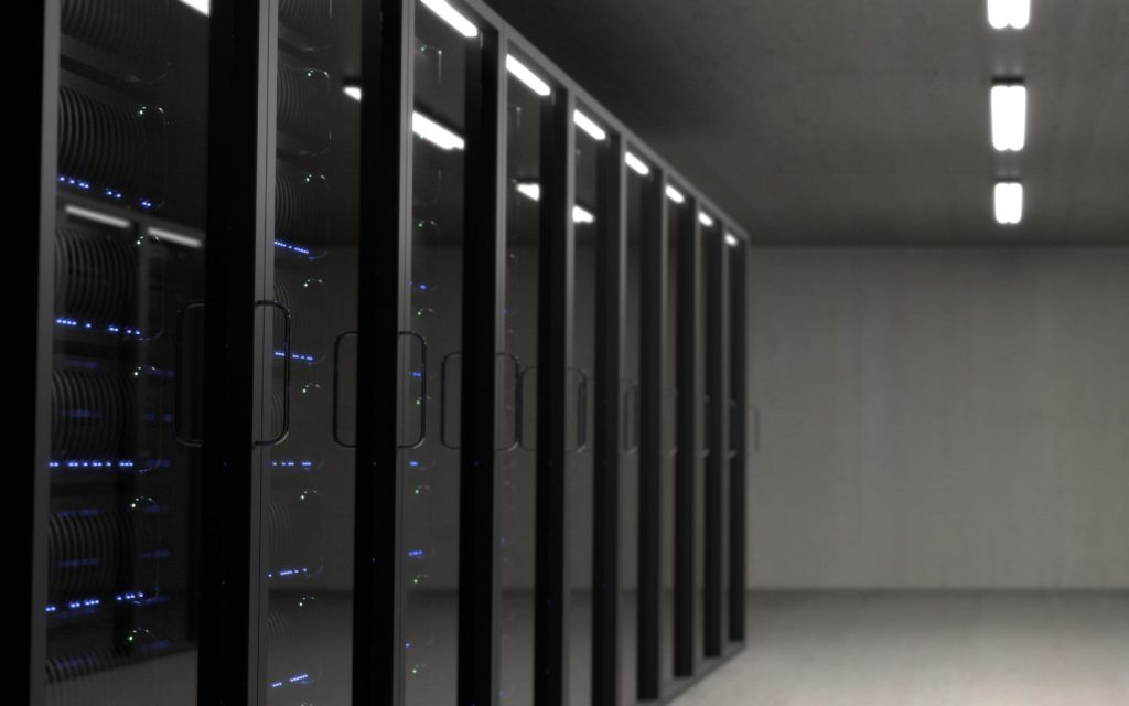 Virtual data room storage
