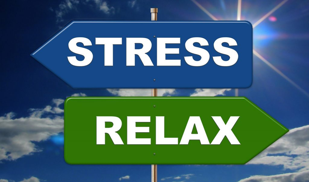 Learn to relax to reduce stress