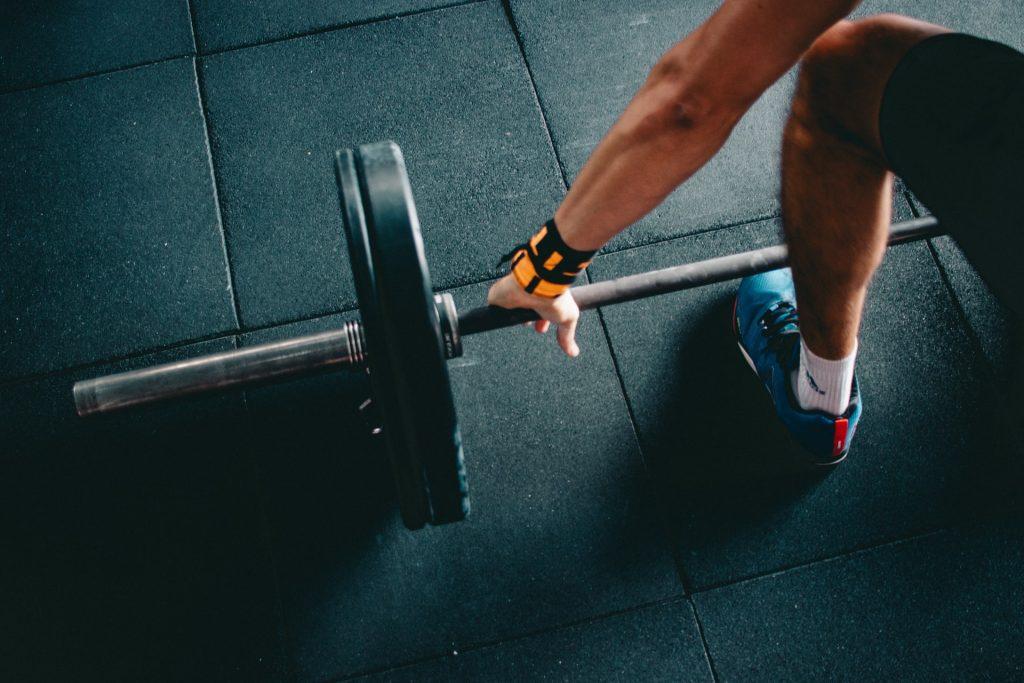 Prepare to lift