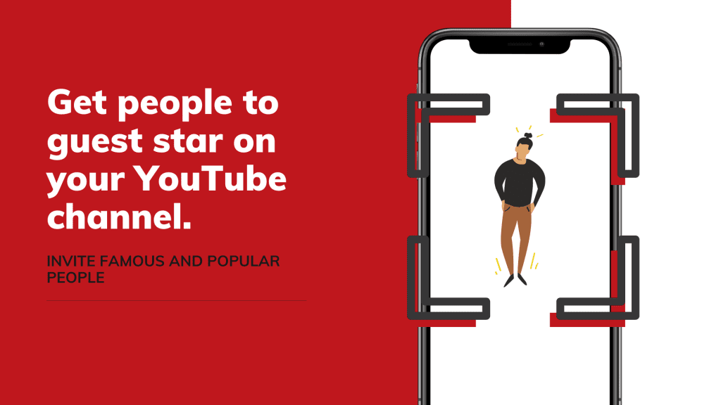 People guest star on your video