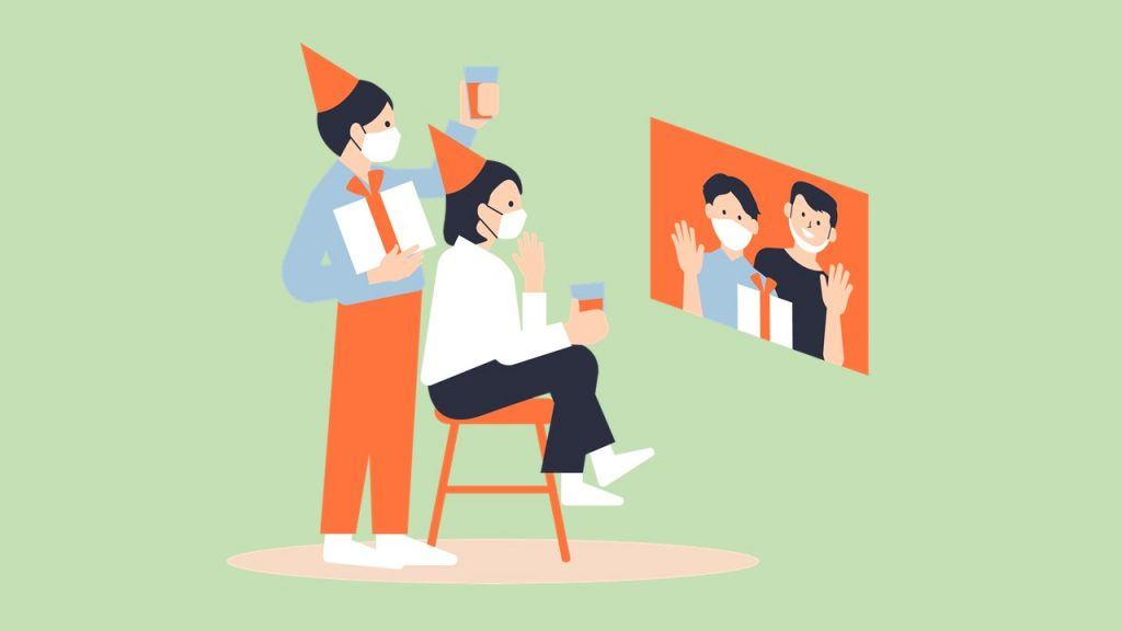 online gatherings