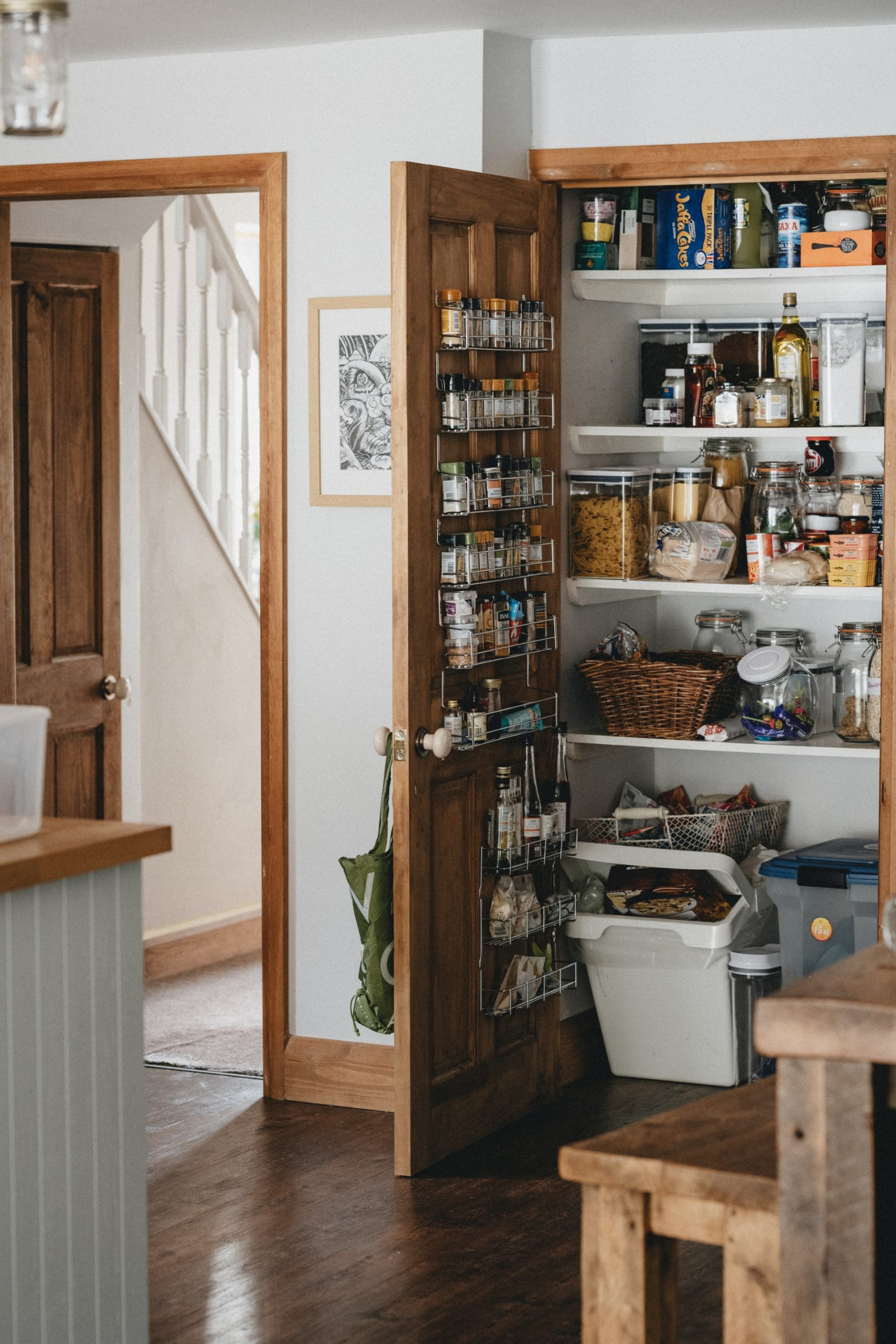 How to Stock Your Pantry for the Holidays