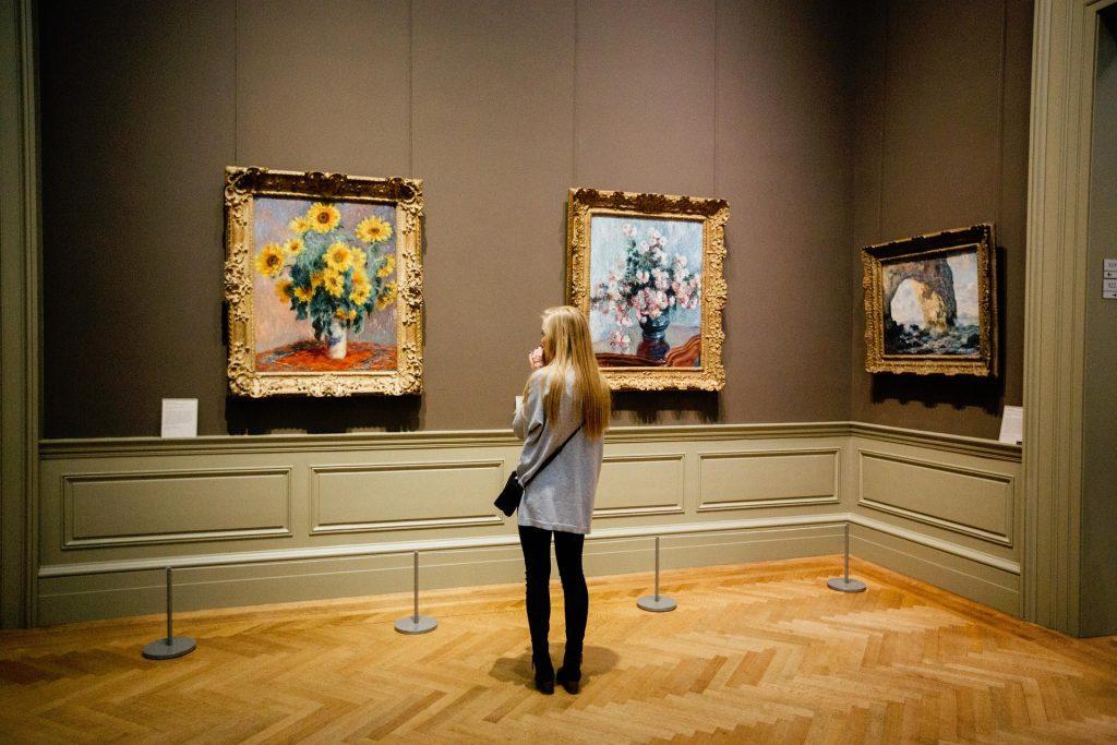 Learn art appreciation