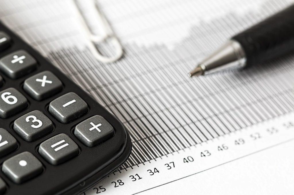 Calculating loan fees