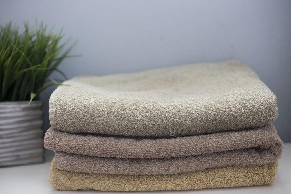 Provide bath towels