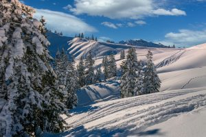 The Best Places in the World for Backcountry Skiing