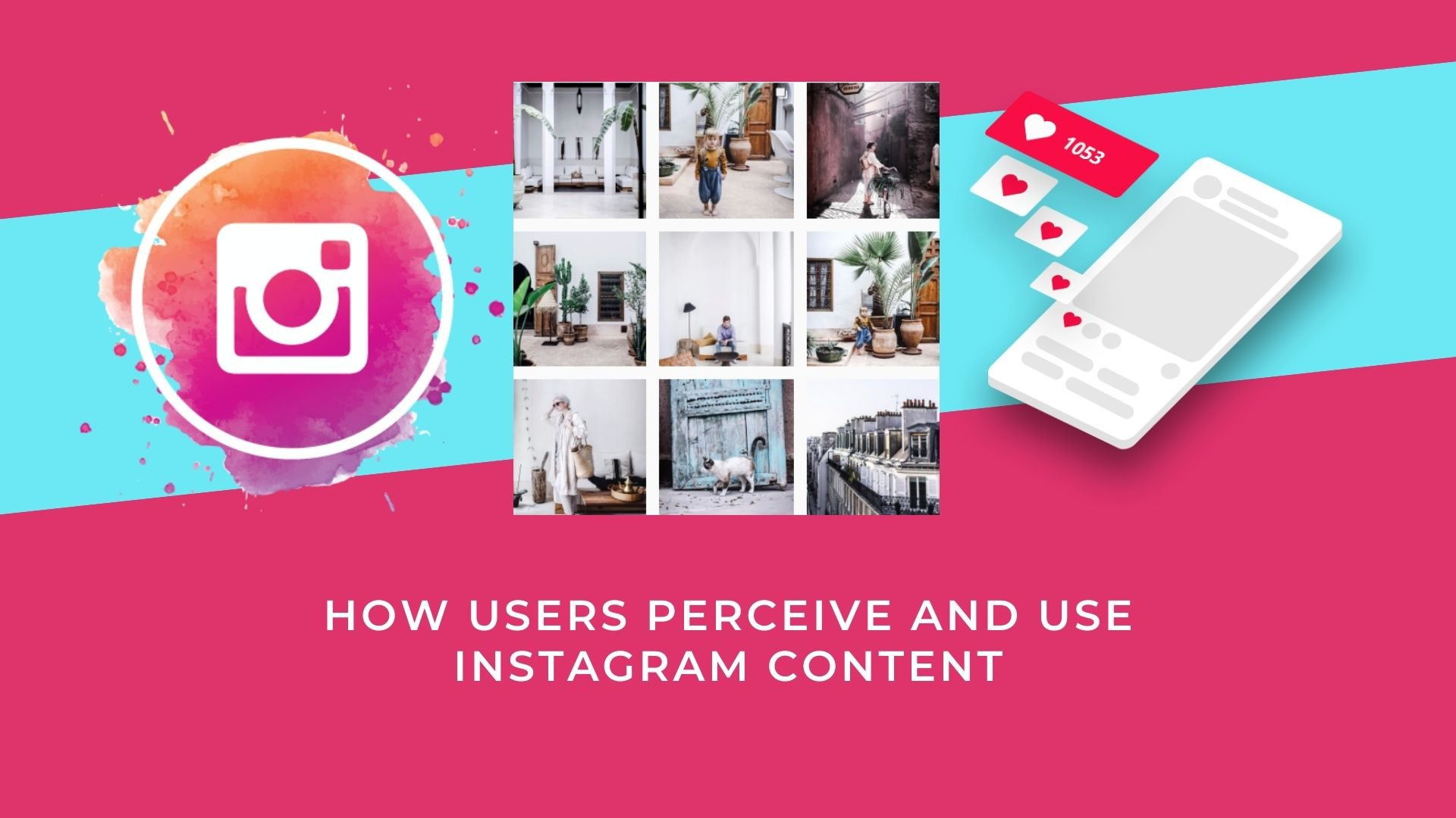 How Users Perceive and Use Instagram Content