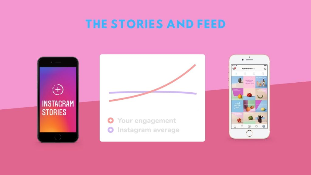The Stories and Feed