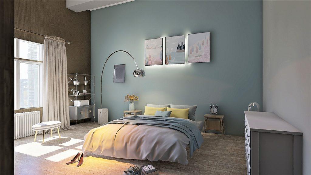 Bedroom artwork