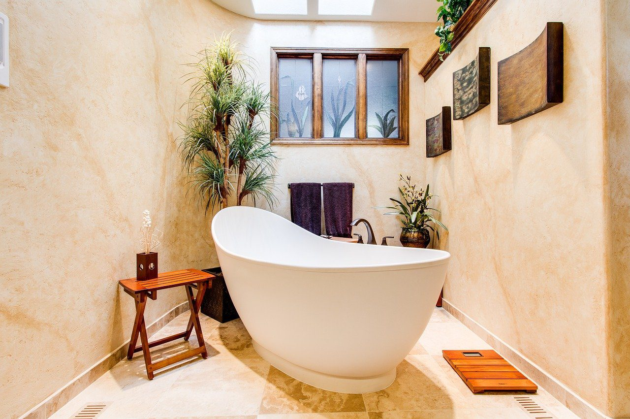 How To Give Your Bathroom A Touch Of Luxury
